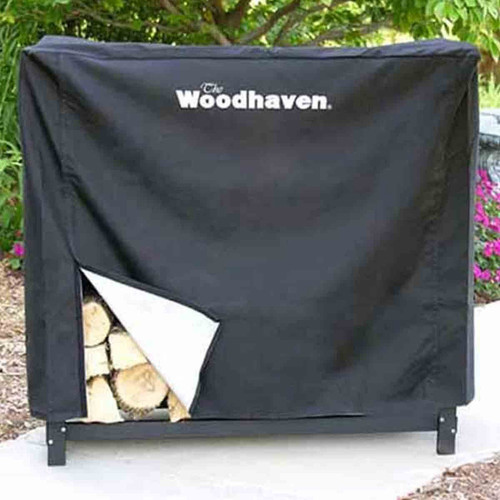 144'' Woodhaven Full Firewood Rack Cover