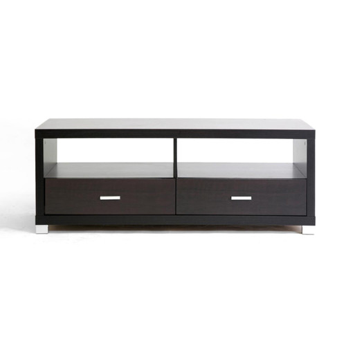 Baxton Studio Derwent Coffee Table with Drawers