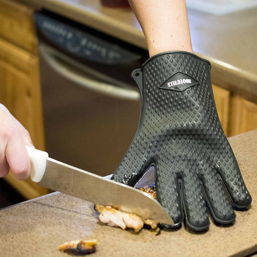 Silicone Grilling Gloves