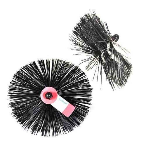 6'' Viper Poly Brush for 4'' Flue