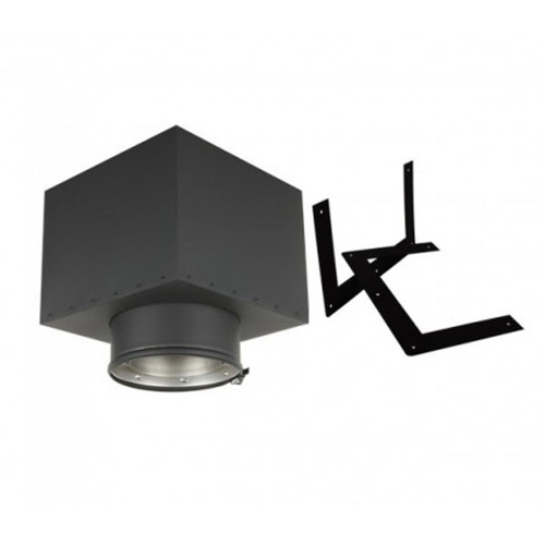 6'' EcoVent 11'' Square Ceiling Support Box