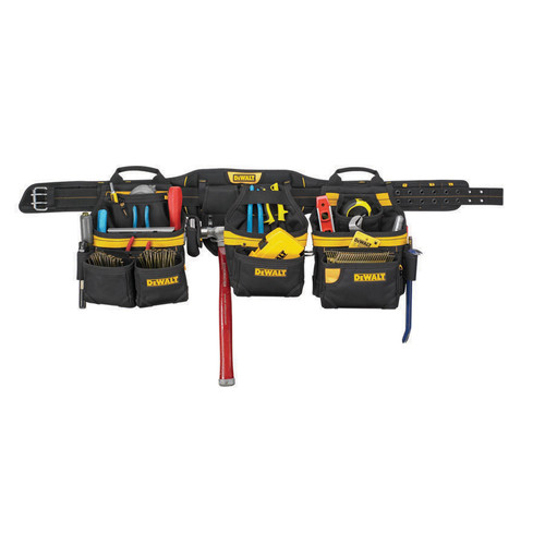 Professional Carpenter's Pro-Combo Apron by DeWalt