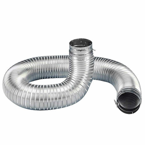 4'' x 12' Premium Flexible Dryer Vent Pipe