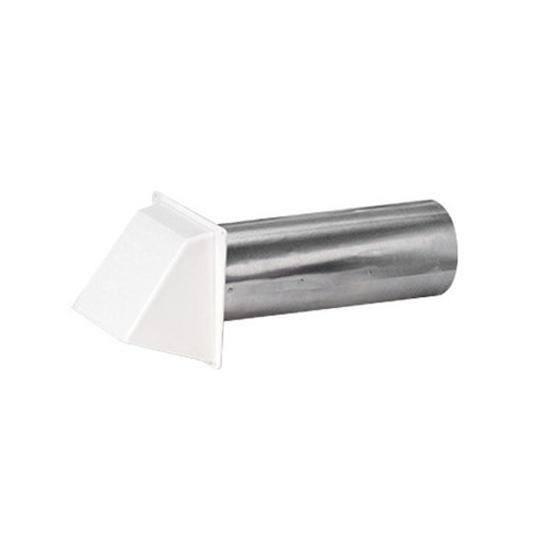 4'' Through-The-Wall Dryer Vent Hood