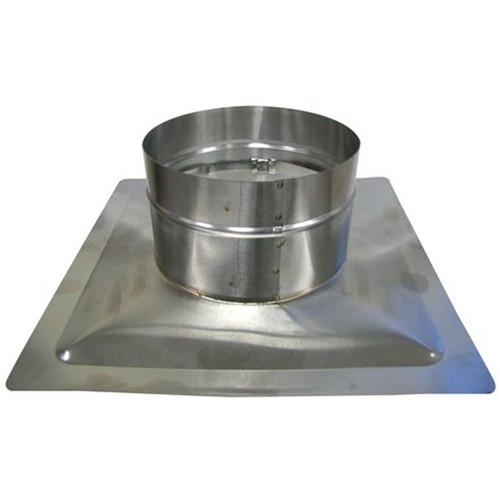8'' HomeSaver UltraPro 13'' x 13'' Pyramid Collar Plate