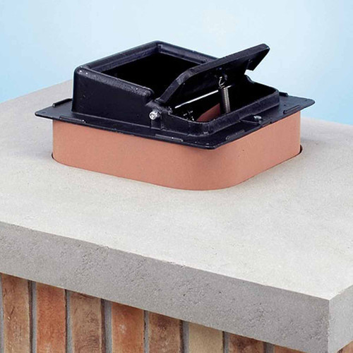 12'' x 16'' Lyemance Chimney Damper