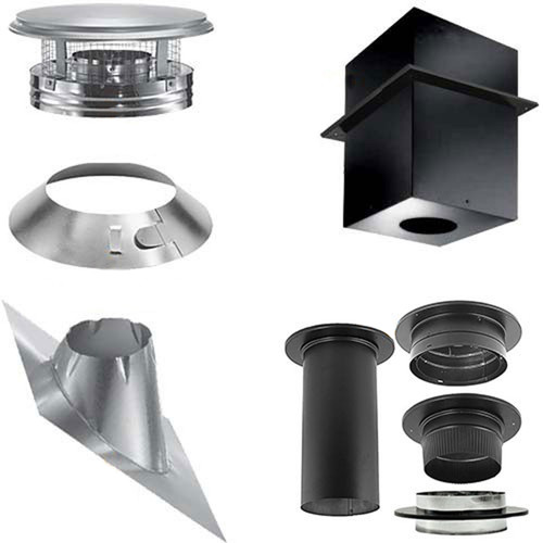 7'' DuraPlus Cathedral Ceiling Support Kit - DP720-KIT