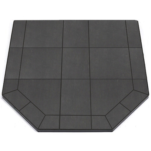 40'' X 40'' Double Cut Volcanic Sand Tile American Panel Stove Board