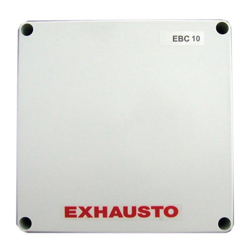 Exhausto Fan Speed Control with Draft Switch for Gas Heating Appliances