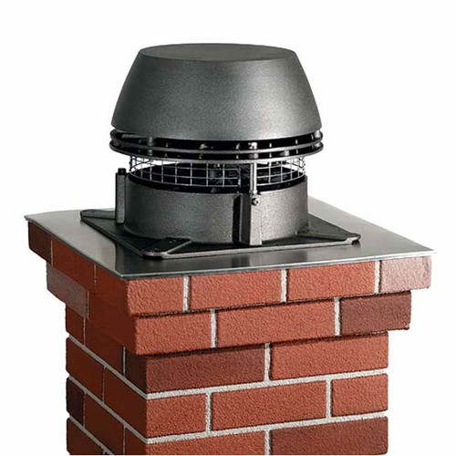 Enervex Chimney Fan - RSHT 09-Solid Fuel Appliance Only
