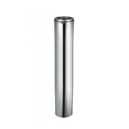 "EcoVent USA 6 ""x 36 "" Chimney Pipe"
