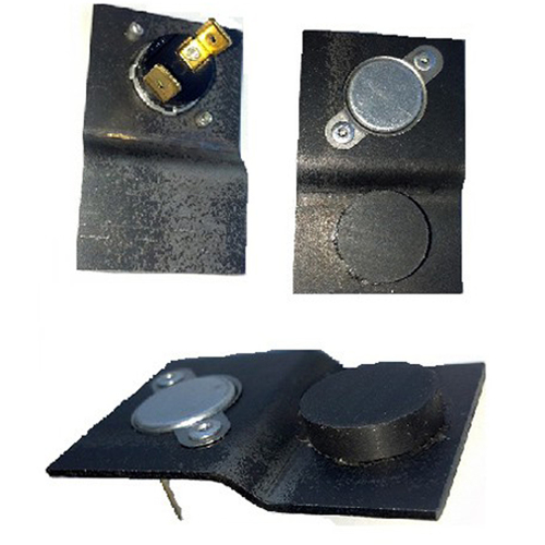 Fireplace Blower Magentic Thermal Disc