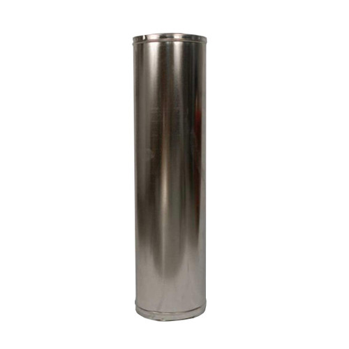 8'' x 48'' Superior Standard Double Wall Chimney Pipe
