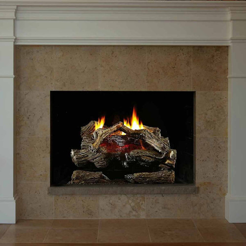 18'' Superior Ember Master Natural Gas Vent Free Remote Ready ''EZ'' Series Gas Logs