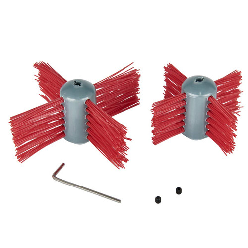 Replacement 3'' and 4'' ProPeller Brush