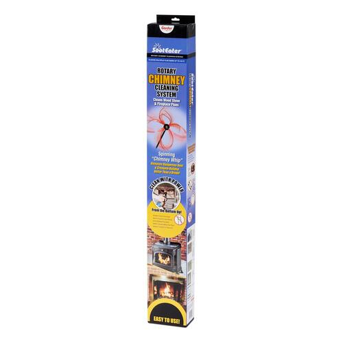 SootEater Rotary Chimney Cleaning System
