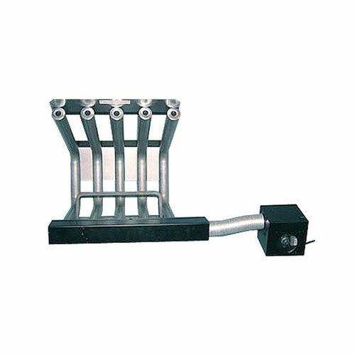 5 Tube Fireplace Heater-With Blower - FH Combo