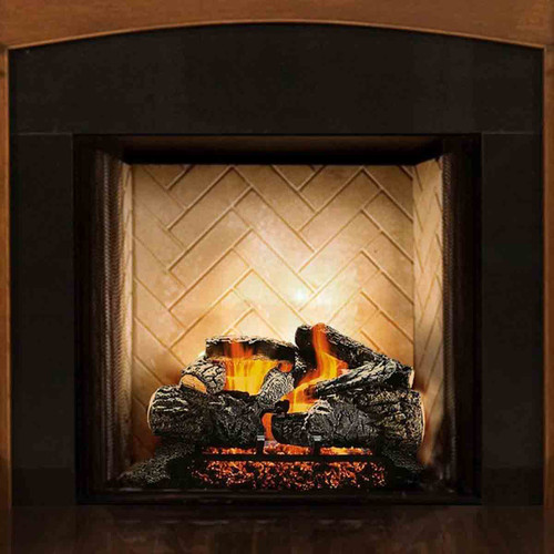 30'' Cross Timbers Vented Gas Log Set-Propane (LP) Gas