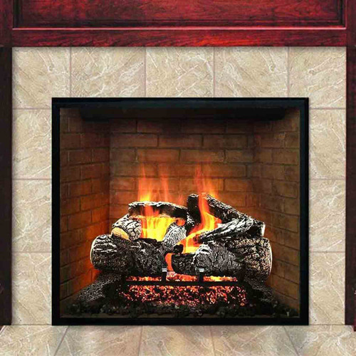 30'' Cross Timbers Vented Gas Log Set-Natural Gas
