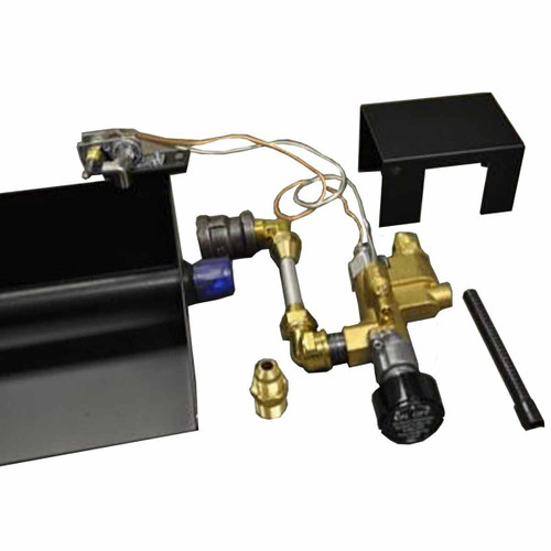 Hearth Products Controls Natural Gas Quick Mount Safety Pilot Valve Kit