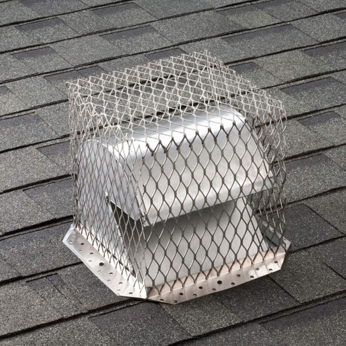 11'' x 11'' Stainless Steel Animal Control Screen
