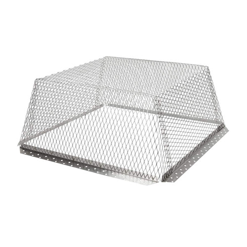 25'' x 25'' Stainless Steel Animal Control Screen