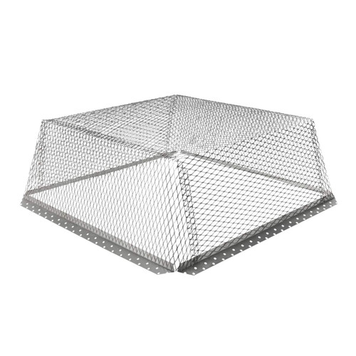30'' x 30'' Stainless Steel Animal Control Screen