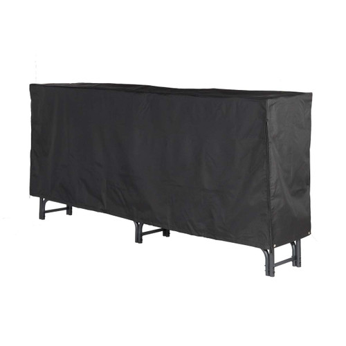HY-C Extra Large Deluxe Log Rack Cover-SLRCD-XL