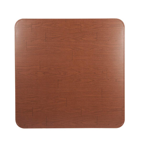 36'' X 36'' UL 1618 Wood Grain Stoveboard