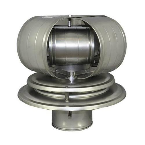 8'' TDW Vacu-Stack for Air Cooled Chimney