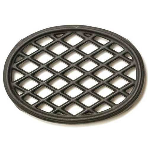 Lattice Trivet Matte Blk