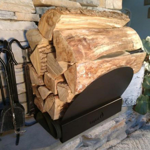 Hearth Bin Firewood Rack