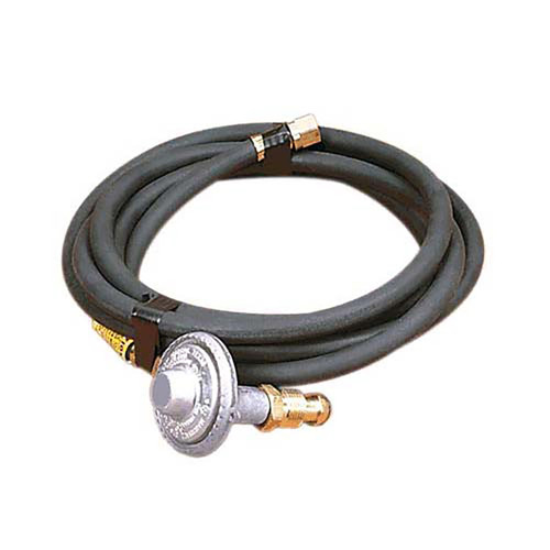 12' Propane Hose/Regulator Assembly
