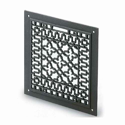 Cast Iron Grille Floor or Wall Vent