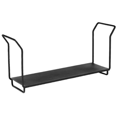 36'' Wrought Iron Firewood Holder