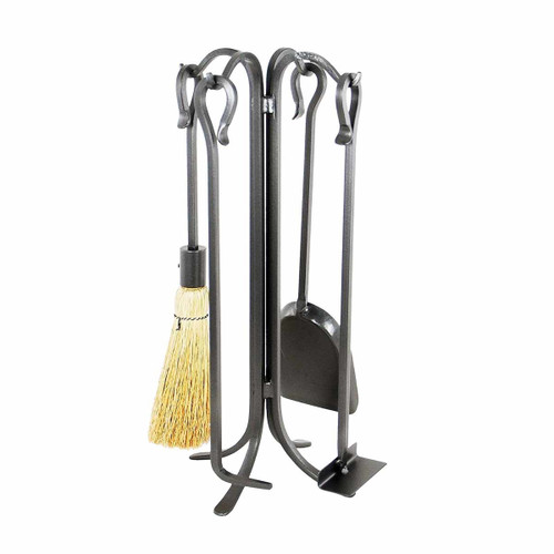 Shepherd's Hook IV Tool Set-Black Powdercoat