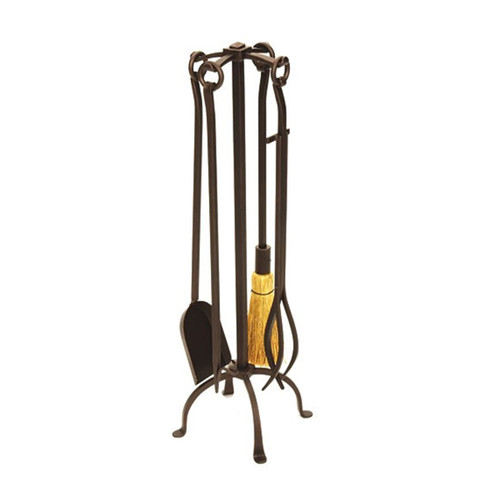 English Country Tool Set-Roman Bronze Po