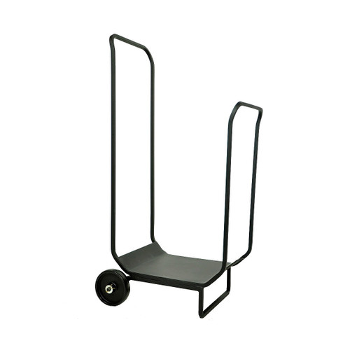 Pilgrim Traditional Wood Cart - Matte Black