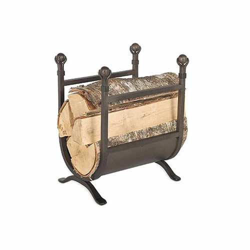 Pilgrim Ball & Claw Wood Holder - Burnished Black