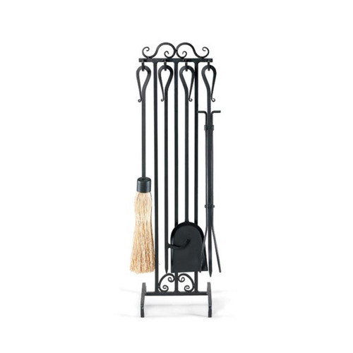 Pilgrim 32'' Country Scroll Tool Set - Black