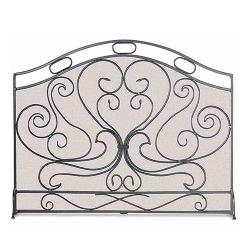 Pilgrim Shakespeare's Garden Fireplace Screen - Graphite