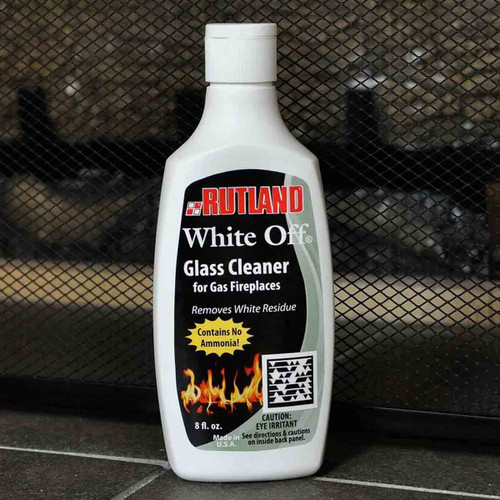 White-Off Glass Cleaner 8 oz.