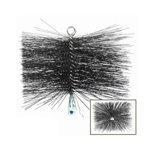 10'' x 14'' Rectangle Heavy-Duty (Wire) Brush with Torque Lock Connector