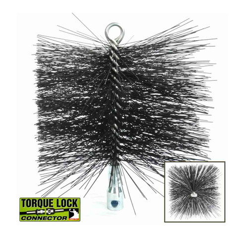 9'' x 9'' Square Heavy-Duty (Wire) Chimn