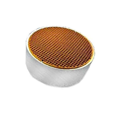 5.66'' x 2'' Round Catalytic Combustor Replacement with Metal Band