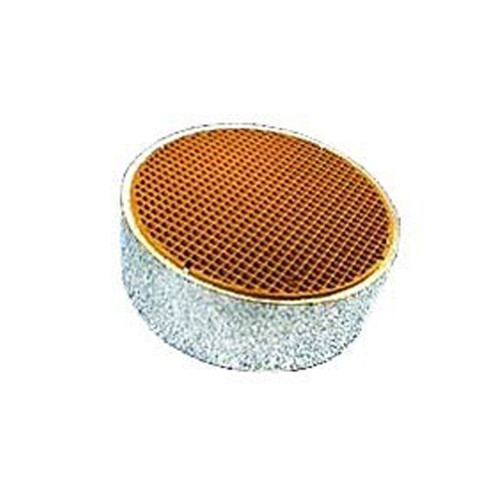5.66'' x 3'' Round Catalytic Combustor Replacement with Metal Band