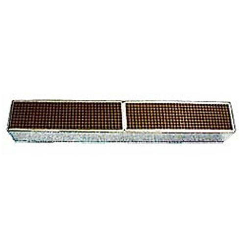 1.875'' x 14'' x 2'' Catalytic Combustor Replacement with Metal Band