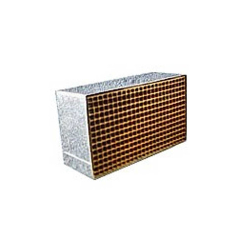 2.875'' x 6.875'' x 2'' Catalytic Combustor Replacement with Metal Band