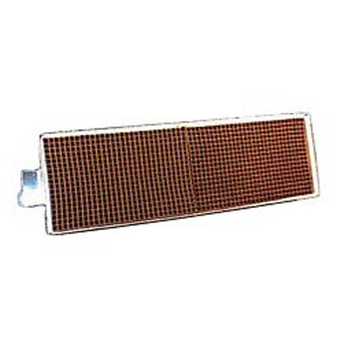 3.625'' x 12'' x 2'' Catalytic Combustor Replacement with Metal Band and Tabs