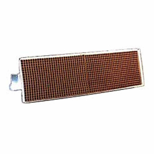 3.625'' x 9'' x 2'' Catalytic Combustor Replacement with Metal Band and Tabs